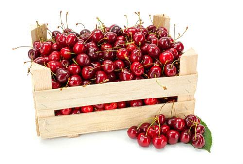 drewniane skrzynki na owoce